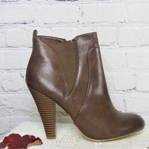 👠 2x40$ -Ankle boots perfect for falls | 7.5